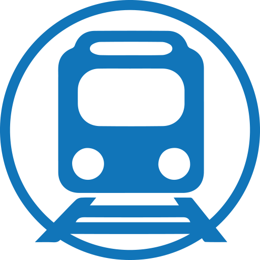 Blue Mass Transit Industry Icon | Sherwood Electromotion Inc.